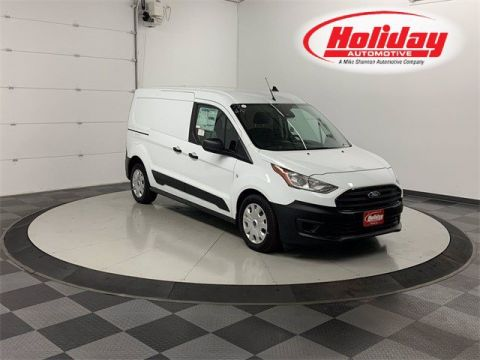 2019 Ford Transit Connect Van Xl Fwd